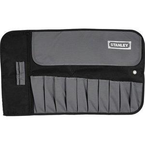 Tool roll bag 31,5x8,3x21cm, 12 pocket, Stanley
