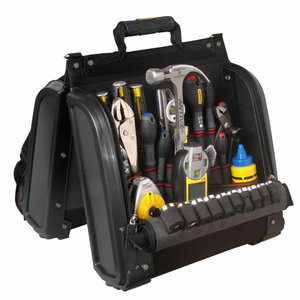 Tööriistakott kahepoolne kangas/plast Fatmax, Stanley
