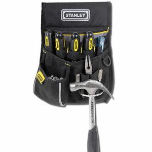 Įrankių krepšys segamas ant juosmens 23,5x33,2x7,5, Stanley