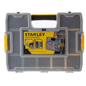 Įrankių  dėžė M su išimamomis pertvaromis, Stanley