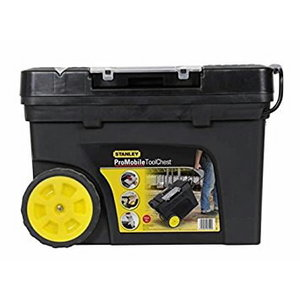 Įrankių dėžė su ratukais 60,3x37,5x43cm, Stanley