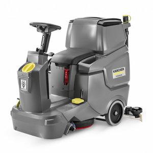 Sėdima grindų plovimo mašina B 70 R Bp Pack Classic, Kärcher
