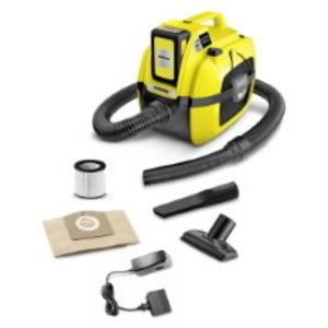 Akumulatora putekļu sūcējs WD 1 sausai un slapjai sūkšanai, Kärcher