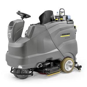 Sėdima grindų plovimo mašina B 150 R (all wheel drive), Kärcher