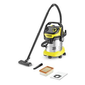 Putekļu sūcējs sausai un slapjai sūkšanai WD 5 Premium
