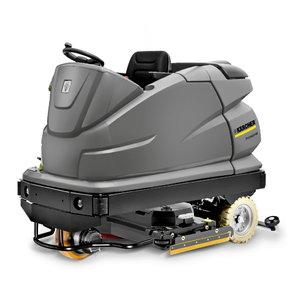 Sėdima grindų plovimo mašina B 250 D Bp Pack, Kärcher
