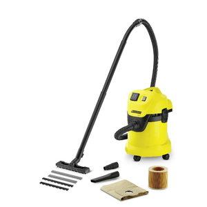 Putekļu sūcējs sausai un slapjai sūkšanai WD 3 P, Kärcher