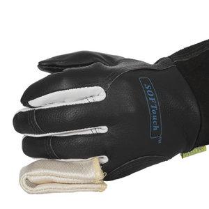 TIG pirksta aizsargs, diam. 3,5 cm, garums 16 cm, Weldas
