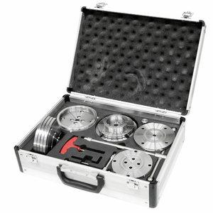 Power chuck set Premium, 110 mm, Bernardo