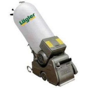 Belt sanding machine HUMMEL 2,2 KW, Lägler