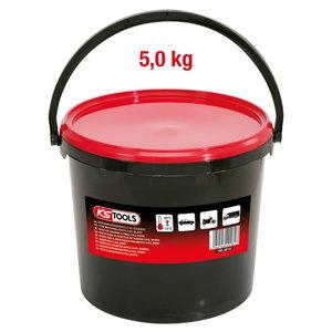 Tyre mounting paste black 5kg, KS Tools