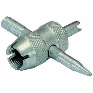 Rattaventiili keermeparadus tööriist KST, KS Tools