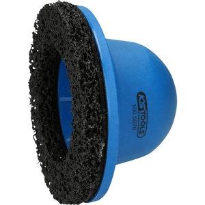 Wheel hub grinder set, 2 pcs, KS Tools