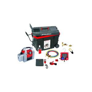 Комлект для чистки и зарядки ROCADDY 120, ROTHENBE