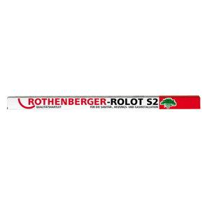 Kieto litavimo strypai ROLOT S 2 - 400g, Rothenberger