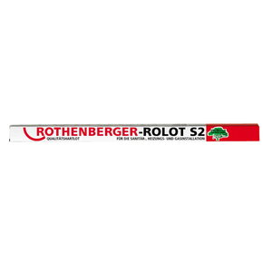 ROLOT S 2 Brass, bronze, copper welding and brazing rods, Rothenberger