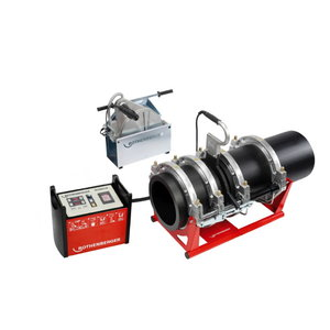 Hydraulic butt-welding machine ROWELD P250 B CNC SA, Rothenberger