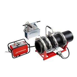Plastiko vamzdžių suvirinimo aparatas ROWELD P250B, Rothenberger