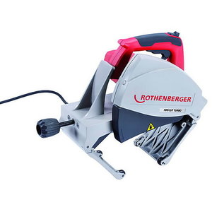 Pipecutter PIPECUT TURBO 400 230V  for pipes 80mm – 400mm, Rothenberger