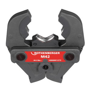 Presavimo lūpos Standard M42 ROMAX 3000, Rothenberger