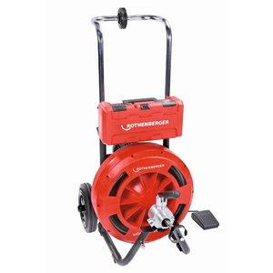 Drain cleaner RODRUM L 20 w. 20mmx20m spiral, Rothenberger