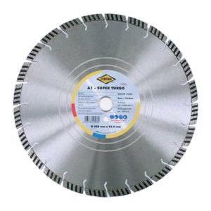 Teemantkuivlõikeketas 230 mm A1 SUPER TURBO 0172, Cedima