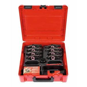 """Presavimo lūpos Compact MaxiPro 1/4""""-1.1/8"""" set, Rothenberger"""