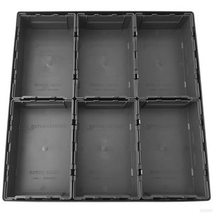 ROBOX Set and Tray for ROCASE 4414, Rothenberger