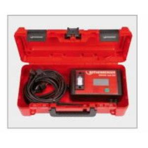 Metināšanas iekārta ROWELD ROFUSE Sani 160, 230 V, ROCASE, Rothenberger