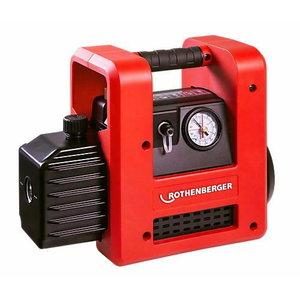 Vacuum pump ROAIRVAC 3.0, Rothenberger