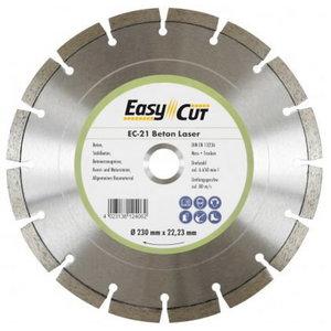 Deim. pjovimo diskas 115 mm EC-21 Concrete, Cedima