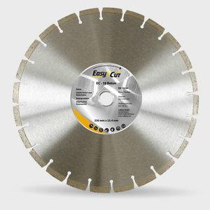 EC-18 dimanta disks betonam 350/20 mm, Cedima