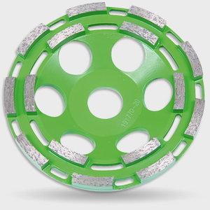 Deimantinis diskas 125mm EC-73 7x6,5x22,23mm, Cedima