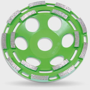 Teemantkuivlihvketas 125mm EC-73 7x6,5x22,23mm, Cedima