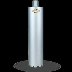 Diamond drill bit 350x450mm CIB-600 1.1/4 UNC, Cedima