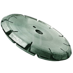 Kabeļu kanālu griezējdisks 300mm 45° 9,5x9,5x25,4mm, 2 diska, Cedima