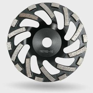Deimantinis šlifavimo diskas 150 mm CST-MERKUR ABRASIVE, Cedima