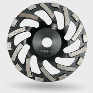 Diamond girnding disc 150 mm CST-MERKUR ABRASIVE, Cedima