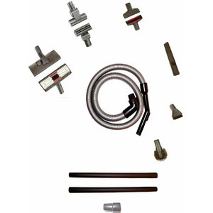 Accessory set for Rucksack Vacuum Cleaner, Rokamat