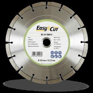 EC-21 Gen.2 dimanta disks betonam, 700/25,4 mm, Cedima