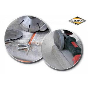 Pjovimo diskas 180mm EC-78 6,8x10x22,23mm, Cedima