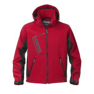 Jaka ar kapuci 1444 sarkana, XL, Acode