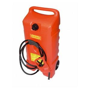 Mobil fuel tank Fuel trolley 53l, petrol, Cemo
