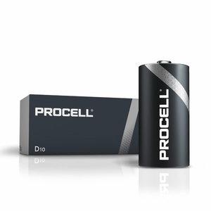 Baterijos D/LR20, 1,5V, Duracell Procell, 10 vnt.