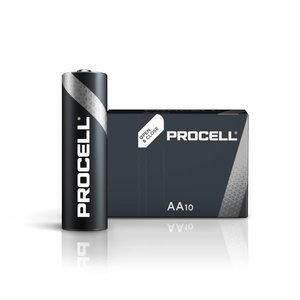 Battery AAA/LR03, 1.5V, Duracell Procell, 10 pcs.