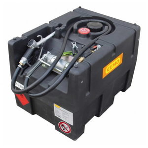 Mobil fuel tank KS-Mobile Easy 190 l with hand pump, petrol, Cemo