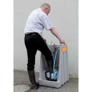 Boot washer, Cemo