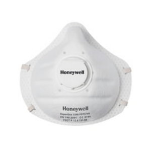 Respiraator SuperOne 3206 (3tk), Honeywell