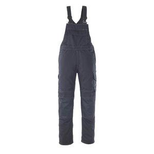Bib-trousers Richmond trousers, dark navy, 82C46, Mascot