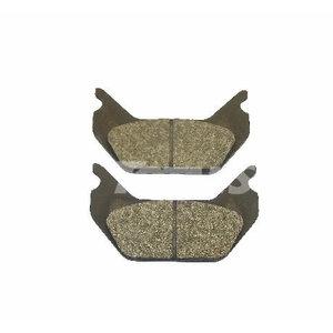 Brake pad kit DANTRUCK, TVH Parts